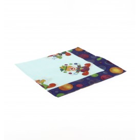 Paper Napkin Clown Design 33x33cm (20 Units)