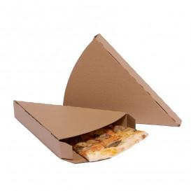 Rożek Kartonowy Pizza Kraft na Wynos (25 Sztuk)