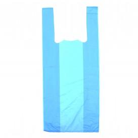 Reklamówki Plastikowe Zrywki 35x50cm Niebieski (200 Sztuk)