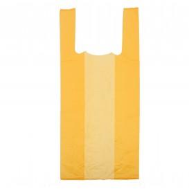 Reklamówki Plastikowe Zrywki 35x50cm Orange (200 Sztuk)