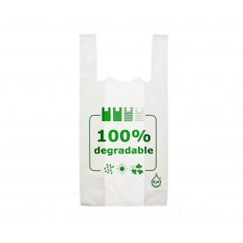 Reklamówki Plastikowe Zrywki 100% Degradowalny 35x50cm (200 Sztuk)