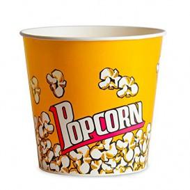 Pudełka na Popcorn 1380ml 12,4x9x17cm (25 Sztuk)