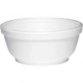 Miska Termiczna Styropianowe Białe 10Oz/300 ml Ø11cm (50 Sztuk)