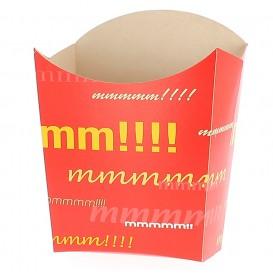 Pudełko na Frytki Duże 8,2x3,3x14,9cm (400 Sztuk)