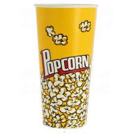 Pudełka na Popcorn 720ml 9,6x6,5x17,7cm (50 Sztuk)