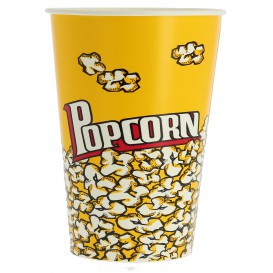 Pudełka na Popcorn 960ml 11,4x8,9x14cm (500 Sztuk)