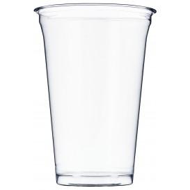 Kubki Plastikowe PET 550 ml Ø9,5cm (56 Sztuk)
