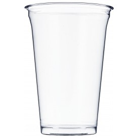 Kubki Plastikowe PET 550 ml Ø9,5cm (896 Sztuk)