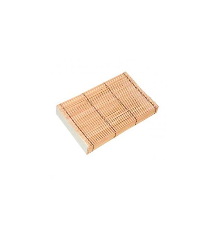 Opakowania Bambusowe na Sushi 23x13x4,5cm (24 Units)