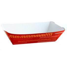 Tacki Łódki Papierowe 780ml 155x90x55mm (25 Sztuk)