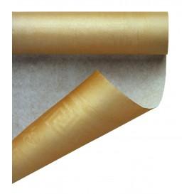 Obrus Papierowy w Rolce Złote 1,2x7m (25 Sztuk)