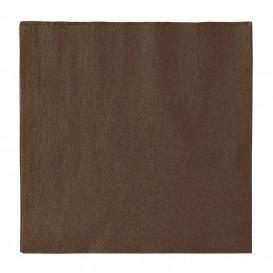 Serwetki Papierowe 2 Warstwy Czekolada 33x33cm (1200 Sztuk)