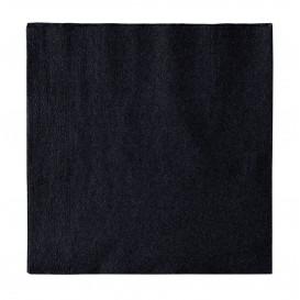 Serwetki Papierowe 2 Warstwy Czarni 33x33cm (50 Sztuk)