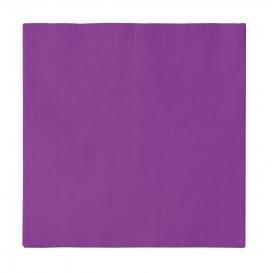 Paper Napkin 2 Layers Violet 33x33cm (1200 Units)