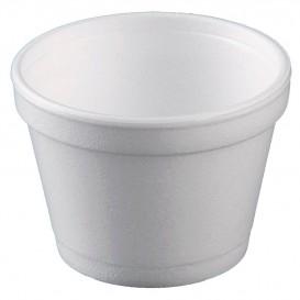 Miski Termiczni Styropianowe Białe 12 Oz/355ml Ø11cm (25 Sztuk)