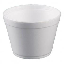 Miski Termiczni Styropianowe Białe 16Oz/475ml Ø11,7cm (25 Sztuk)