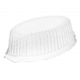 Pokrywka Plastikowe PS na Casserole Styropianowe 180x130x50mm (125 Sztuk)