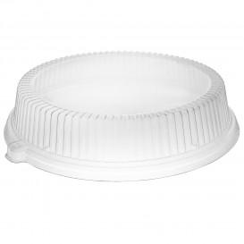 Pokrywka Plastikowe Przezroczyste Talerz Ø260mm (125 Sztuk)