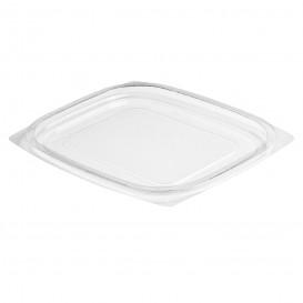 Pokrywka Plastikowe OPS Płaski Przezroczyste 237/355/473ml (63 Sztuk)