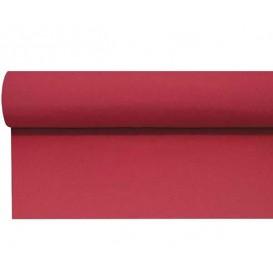 Mantel Camino Airlaid Rojo 0,4x48m Precorte (6 Uds)