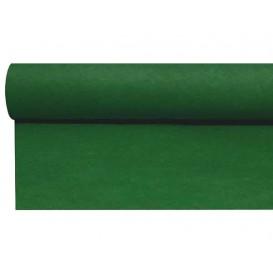 Bieżnik na Stół Airlaid Zielone 0,4x48m 1,2m (6 Sztuk)