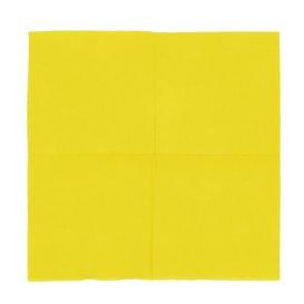 Serwetki Papierowe Micro Dot 20x20cm 2C Żółty (100 Sztuk)