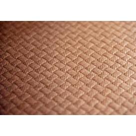 Obrus Papierowy w Rolce Brązowe 1x100m 40g (6 Sztuk)