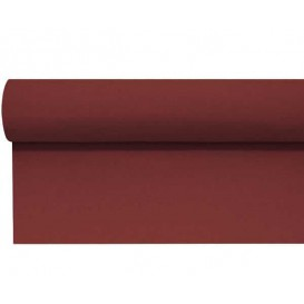 Airlaid Tablecloth Roll Burgundy 1,20x25m (6 Units)