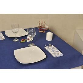 Mantel Novotex No Tejido Azul Marino 120x120cm (150 Uds)
