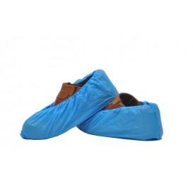 Ochraniacze na buty Polietylenowe G80 Niebieski (2000 Sztuk)