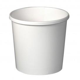 Miski Papierowe Białe 12Oz/355ml Ø9,1cm (25 Sztuk)