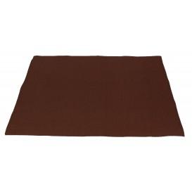 Podkładki na Stół Papierowe 30x40cm Brązowe 40g (1.000 Sztuk)