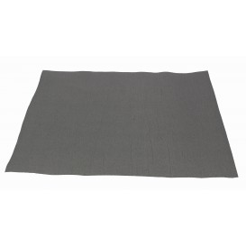 Podkładki na Stół Papierowe 30x40cm Szare 40g (1.000 Sztuk)