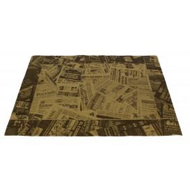 """Podkładki na Stół Papierowe 30x40cm Kraft """"Prensa"""" 50g (500 Sztuk)"""