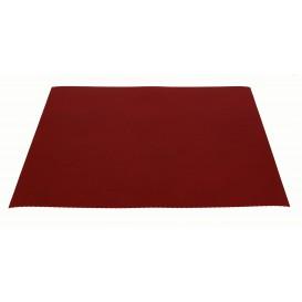 Podkładki na Stół Wielokrotnego Użytku Bordeaux 30x40cm 250g (150 Sztuk)