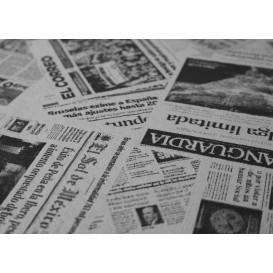 """Obrus Papierowy Dekoracje 1x1m Białe """"Prensa"""" 37g (400 Sztuk)"""