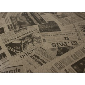 """Obrus Papierowy Dekoracje 1x1m Kraft """"Prensa"""" 37g (400 Sztuk)"""