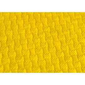 Obrus Papierowy Dekoracje 1x1 Metr Żółty 40g (400 Sztuk)