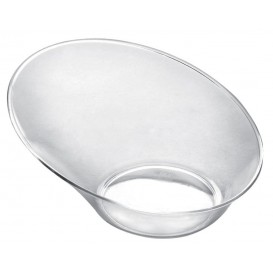 "Tasting Plastic Bowl PS ""Sodo"" Clear 50 ml (50 Units)"