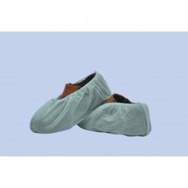 Ochraniacze na buty Polipropylen Białe (100 Sztuk)