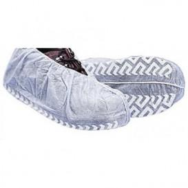 Ochraniacze na buty TST Antypoślizgowa Białe (100 Sztuk)