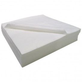 Ręczniki FryzjerskieAir Laid Białe 40x90cm 50g/m² (450 Sztuk)