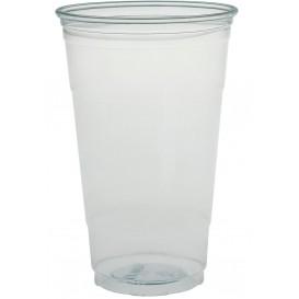 Kubki Plastikowe PET Szkło Solo® 24Oz/710ml Ø9,8cm (50 Sztuk)