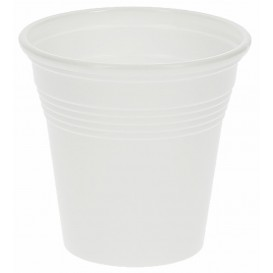 Kubki Plastikowe PS Białe 80 ml (4.800 Sztuk)