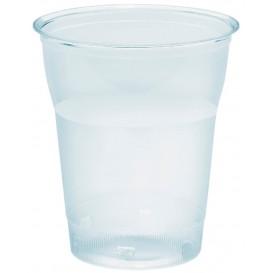"""Vaso Plastico """"Diamant"""" PS Cristal 200ml Ø7,2cm (50 Uds)"""