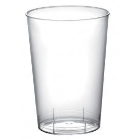 Vasito Plastikowe Księżyc Przezroczyste PS 100 ml (50 Sztuk)