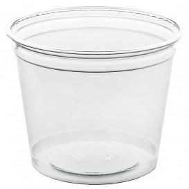 Kubki Plastikowe Sztywni PET 215ml Ø8,1cm (50 Sztuk)