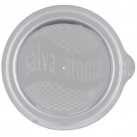 Tapa Microondable PP para Taza 90ml (450 Uds)