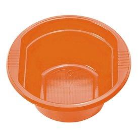 Miski Plastikowe PS Orange 250ml Ø12cm (30 Sztuk)