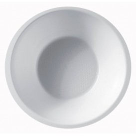 Miski Plastikowe PP Białe 450ml Ø15,5cm (50 Sztuk)